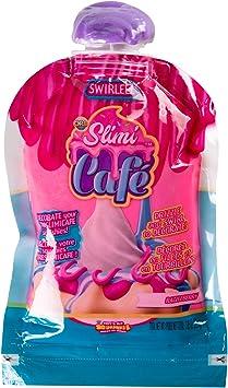 ORB 35776 Slimi Cafe Compound Swirleez Razzleberry - Set de accesorios para crear tiras de nata para pasteles de caramelos (a partir de 8 años), color rojo , color/modelo surtido: Amazon.es: Juguetes