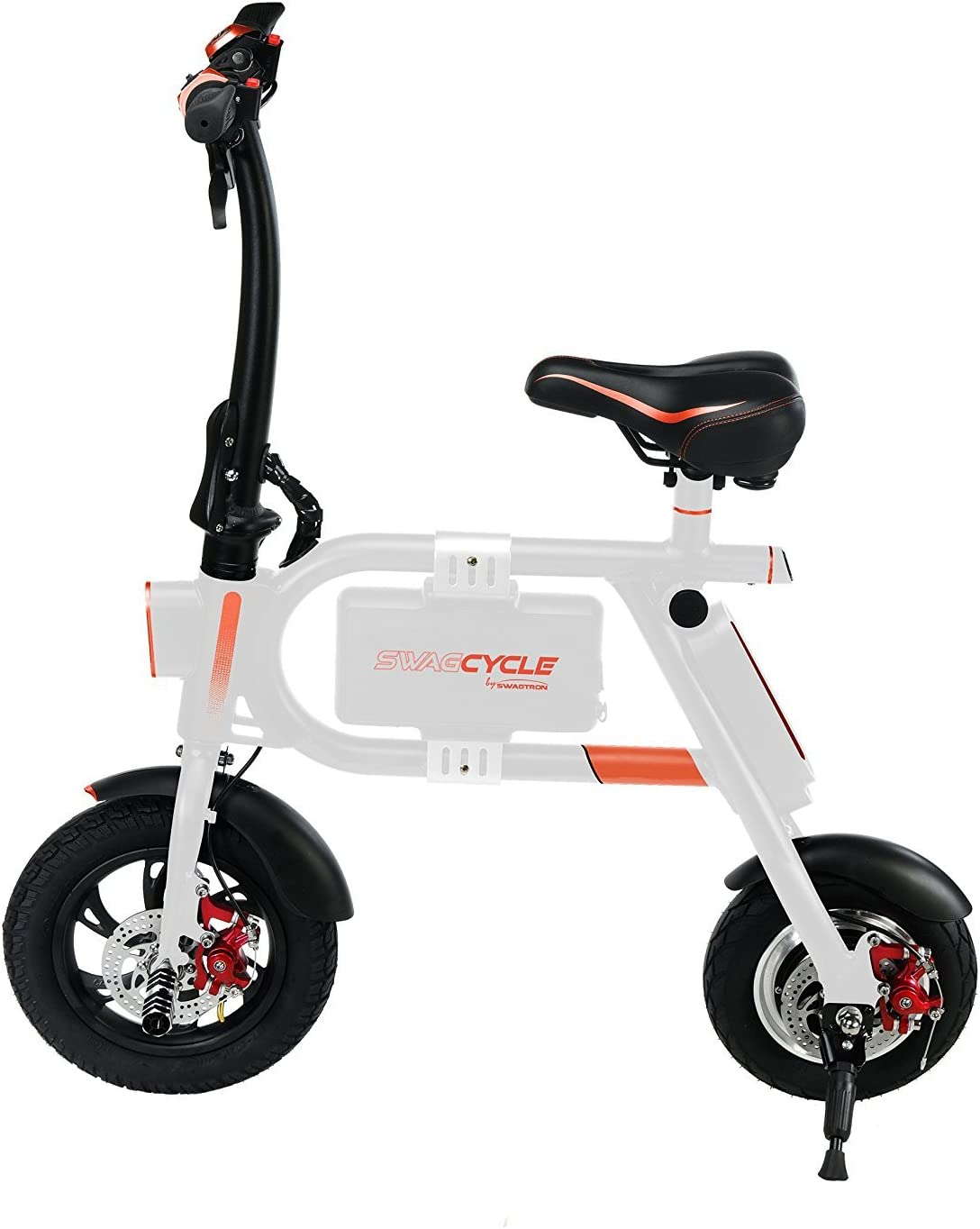 best electric bike under 1000: Swagtron SwagCycle Classic E-bike