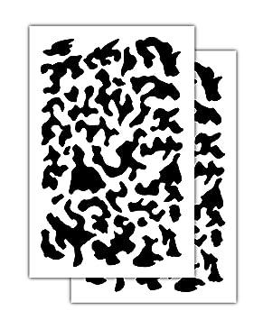 Acid Tactical Petit Pochoir De Peinture Multicam Camouflage 355 Cm