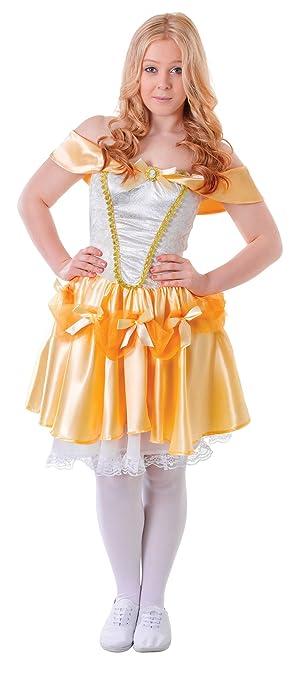 Bristol TC105 Belle Teen - Disfraz de adolescentes, talla pequeña