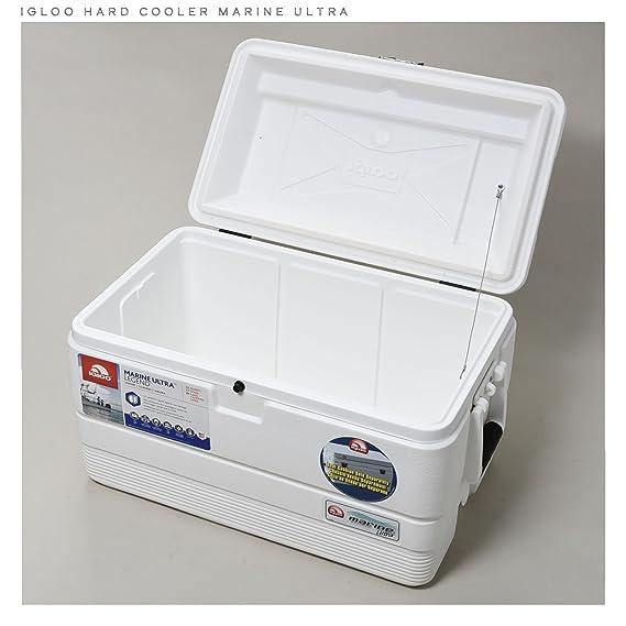 Igloo Cooler 18-44683 Nevera, Blanco, Talla Única: Amazon.es: Deportes y aire libre