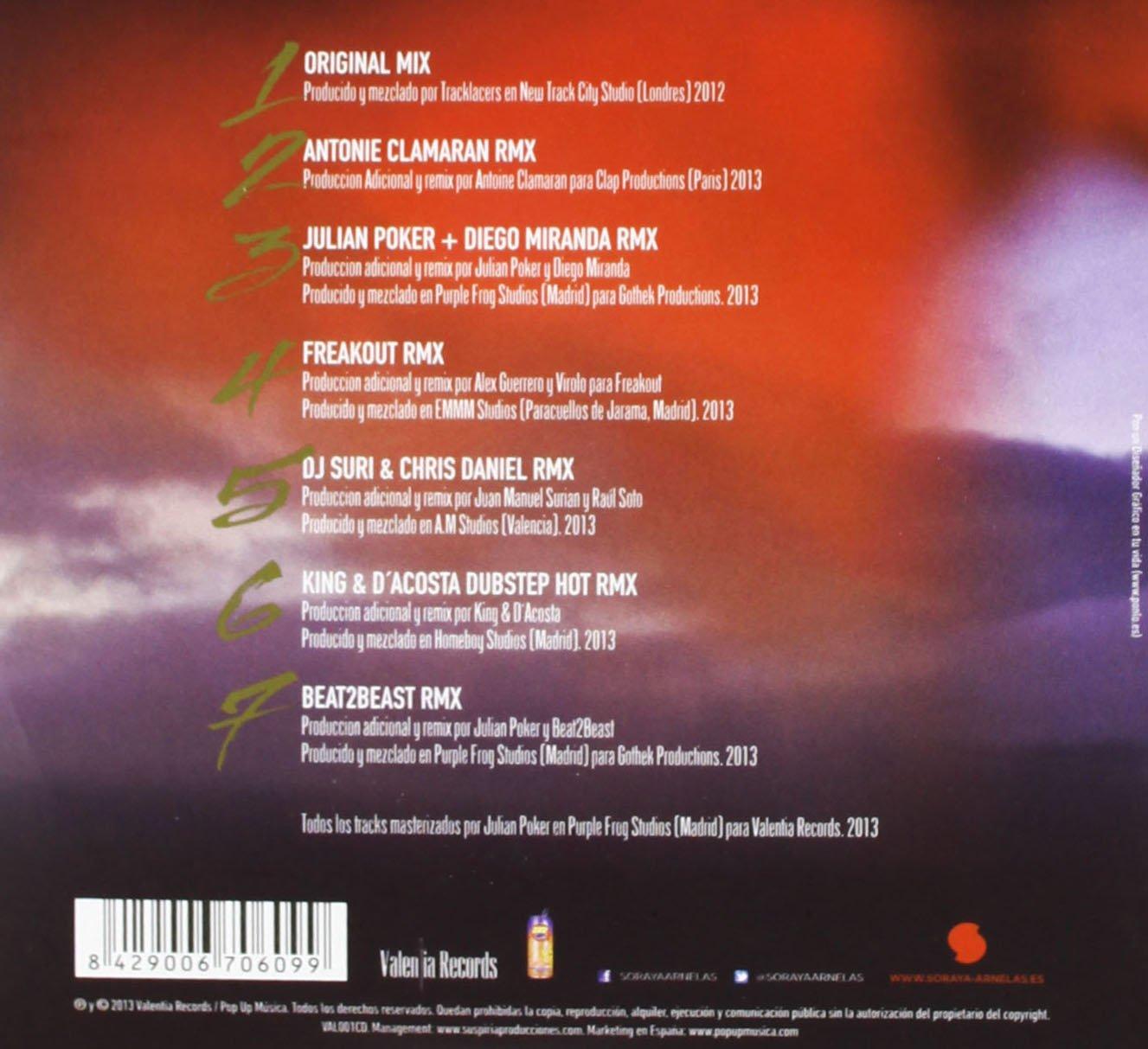 Con Fuego: Remixes: Soraya, Soraya: Amazon.es: Música