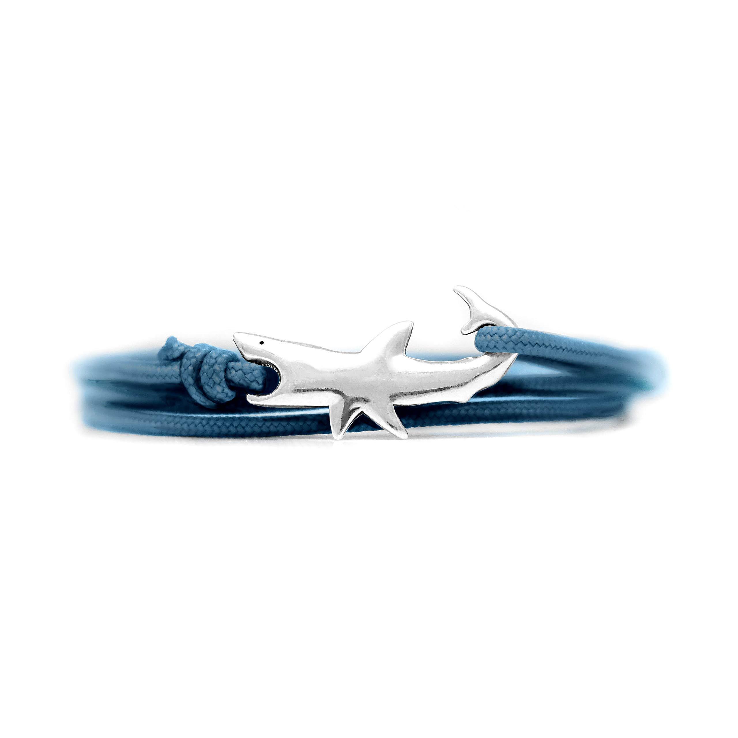 Cape Clasp Shark Bracelet