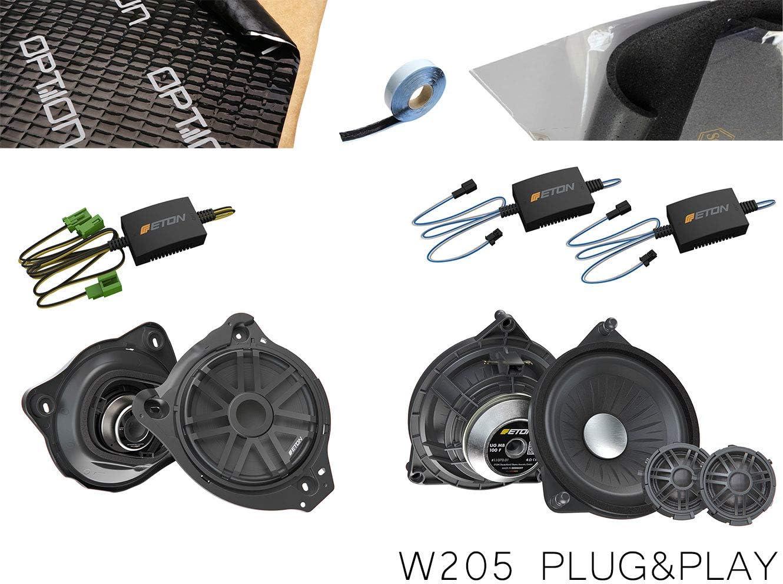 Eton Plug Play Lautsprechersystem Für Mercedes Elektronik