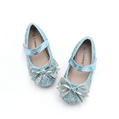 Details about  /Casual Women Round Toe Bowknot Loafers Sweet Slip On Girl Mary Jane Shoes b99