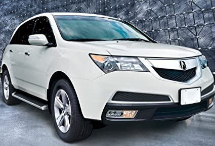 Amazoncom IBoard Running Boards Nerf Bars Side Steps Step - Acura mdx running boards