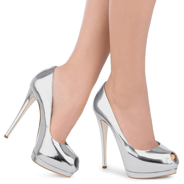 XUE XUE XUE Damenschuhe PU Frühling Sommer wies Schuhe Heels grundlegende Pumpe Stiletto Heel Hochzeit Party & Abend Kleid formelle Business-Arbeit (Farbe   E, Größe   41) B07DQD4F22 Tanzschuhe Großer Verkauf cc5d8a