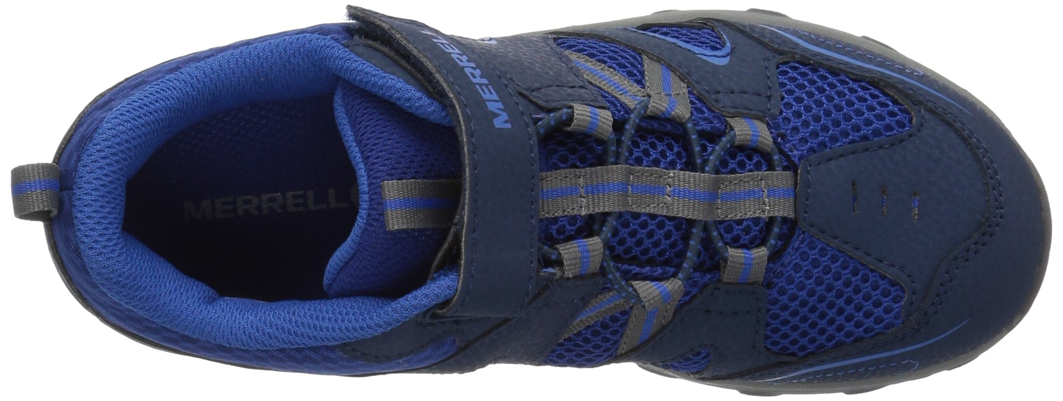 Merrell Trail Chaser Hiking Shoe, Navy, 4 M US Big Kid by Merrell (Image #8)