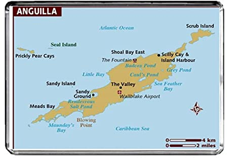 Amazon.com: M008 MAP OF ANGUILLA FRIDGE MAGNET ANGUILLA ... on map of montserrat, map of st barts, map of martinique, map of caribbean, map of antigua, map of st maarten, map of jamaica, map of french southern territories, map of aruba, map of the bahamas, map of the south sandwich islands, map of dominica, map of guadeloupe, map of cuba, map of st martin, map of argentina, map of barbados, map of costa rica, map of nepal,