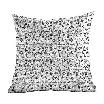 Amazon.com: Funda de almohada personalizada para el hogar ...