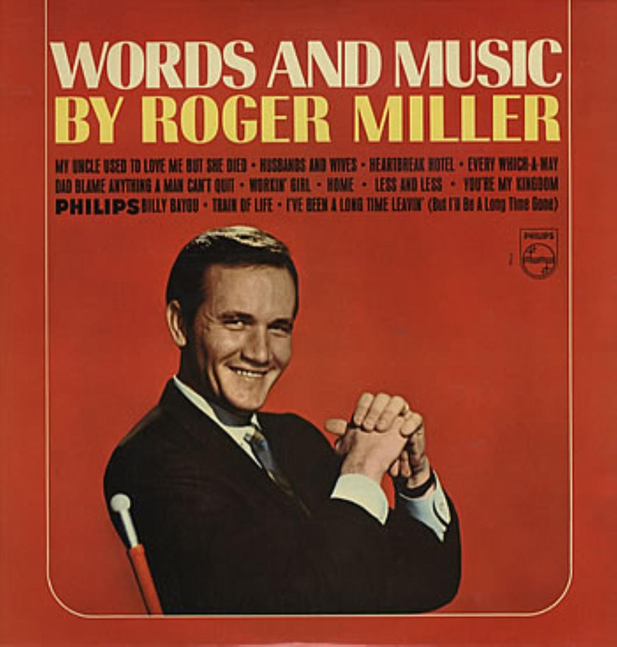 Words And Music By Roger Miller by Smash Records