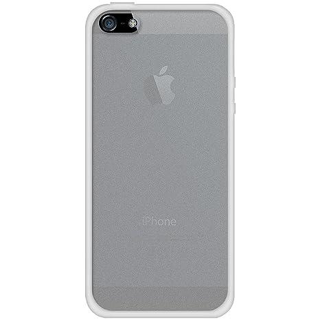 Amzer - Carcasa para iPhone 5/5S, policarbonato y ...