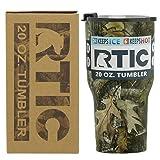 RTIC Insulated, 20oz Tumbler, Kanati Camo