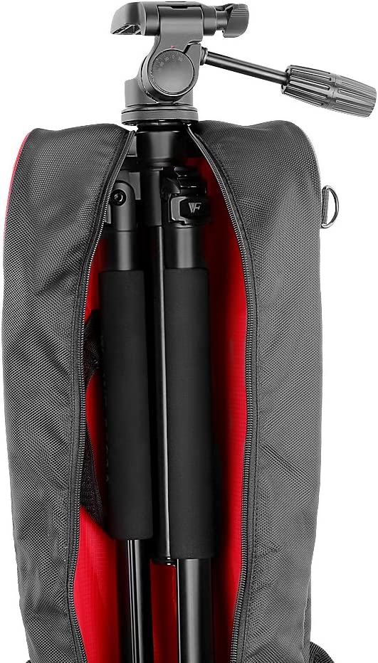 230 x 155 x 295mm HEGGWEI Portable Digital Camera Cloth Bag with Strap Size