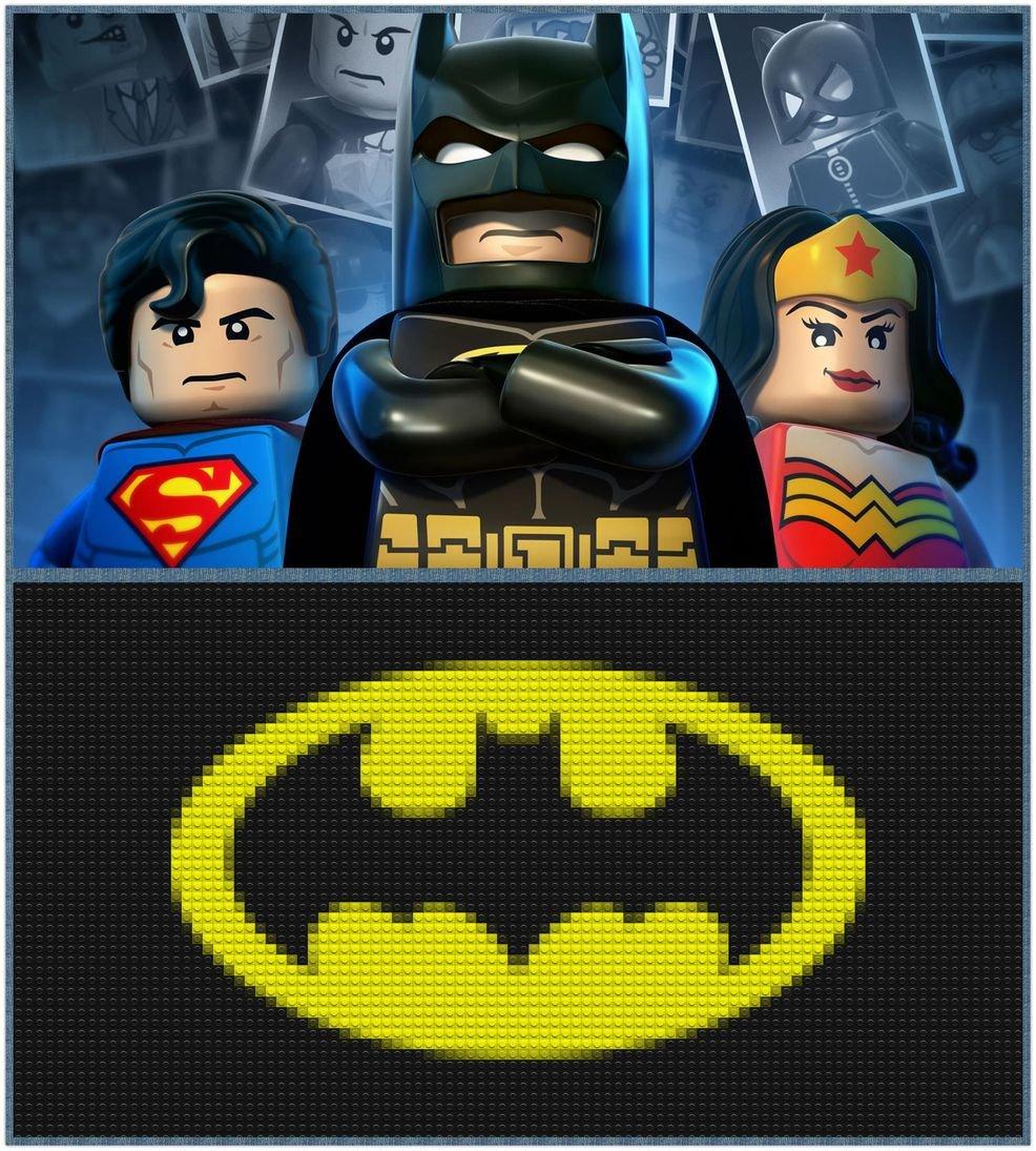 Lego Batman 057 Waterproof Plastic Poster Cartel de plástico ...