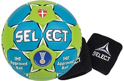 Select Handball solera para hombre, mujer y niños tamaño 1/2/3 ...