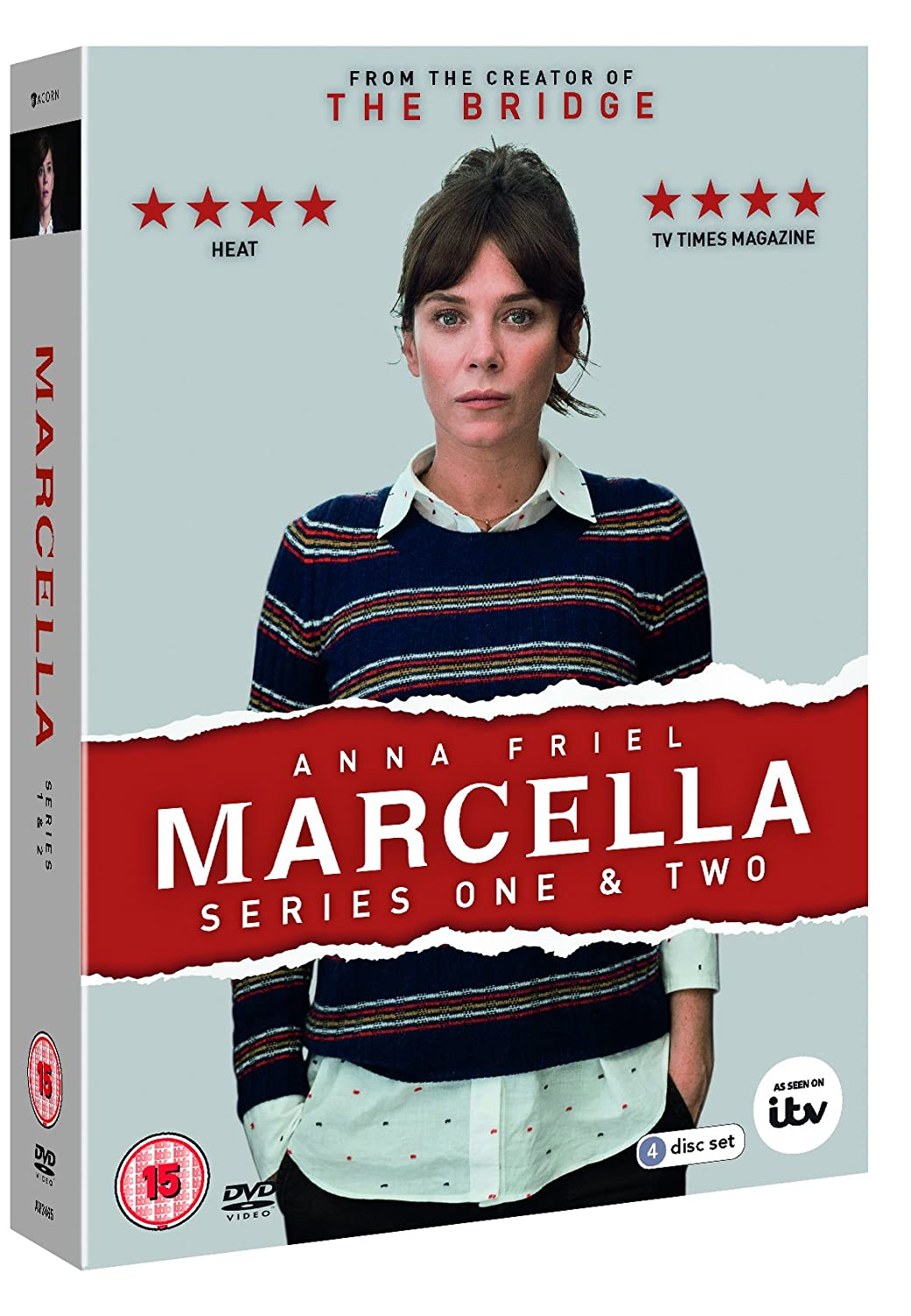 Marcella: Series 1 & 2 Box Set