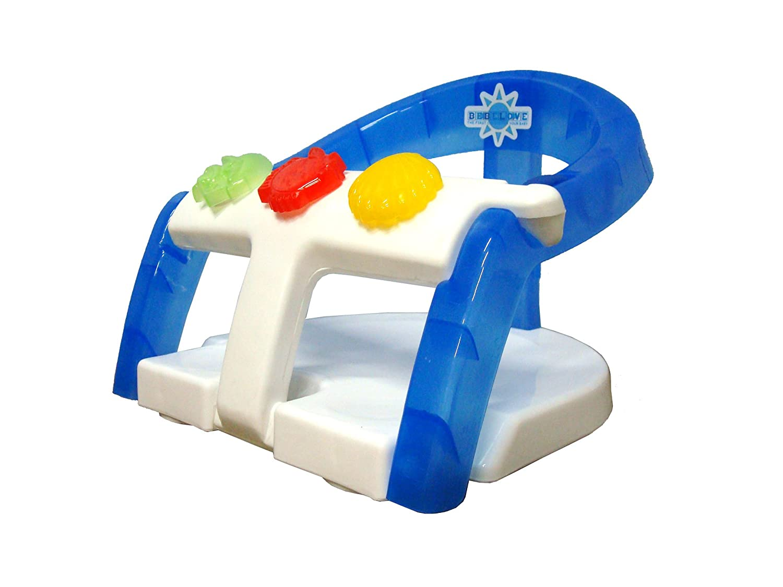 Baby Neto Baby/Toddler Bathtub Seat,No-Slip Water Chair,For Sitting ...