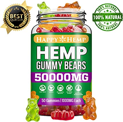 Are Hemp Gummies Good For Pain, Anxiety & Depression?