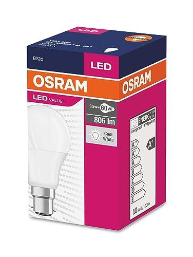 White 4 B22 Gls Classic 60w Osram 5w X Bulb Led Cool A 806 4000k 9 Lumens 60 Yfgy6Ib7v