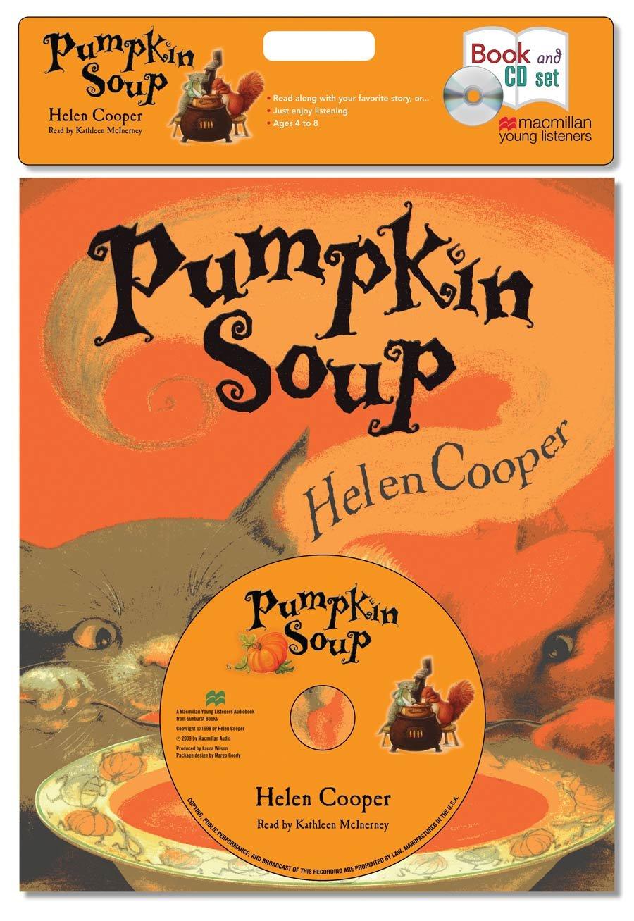 Pumpkin Soup (Book & CD Set)