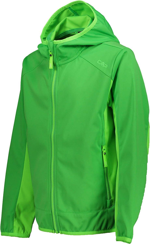 CMP Softshell Jacket With Fixed Hood Giacca Bambino