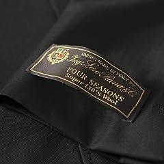 Four Seasons Jacket BYJ-10: Black