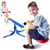 Grow'n Up Heracles Seesaw, 360 Degrees Rotation Teeter-Totter, Backyard Playground Outdoor seesaw, Sturdy & Durable…