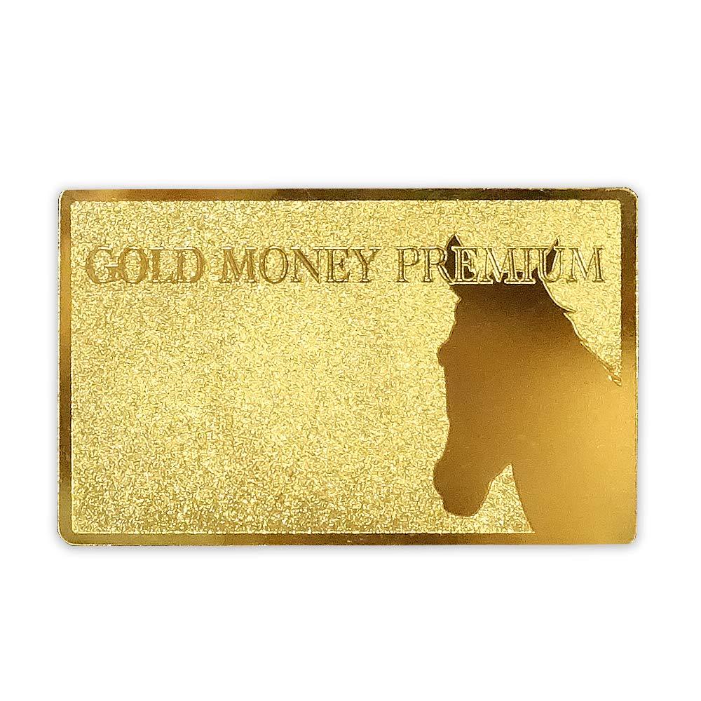 [해외]골드 머니 프리미엄 (3 장 세트) / Gold Money Premium (set of 3)