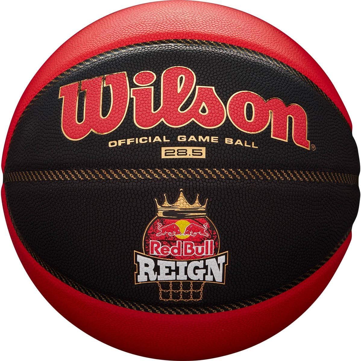 Wilson WTB2202XB07 Pelota de Baloncesto Oficial Red Bull Reign ...