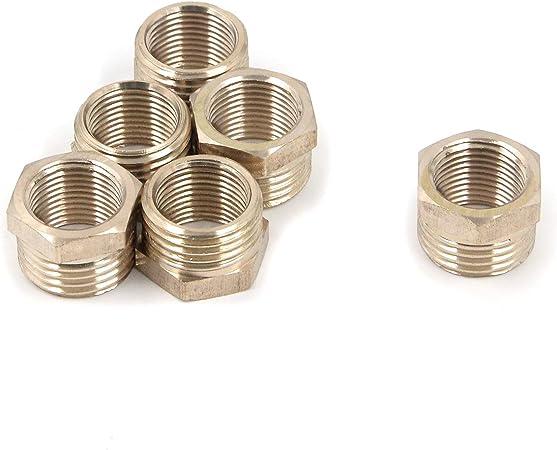 3//4 o.d 10 PK -Round Spacer 3//8 I.d. Alum x 3//4 In L