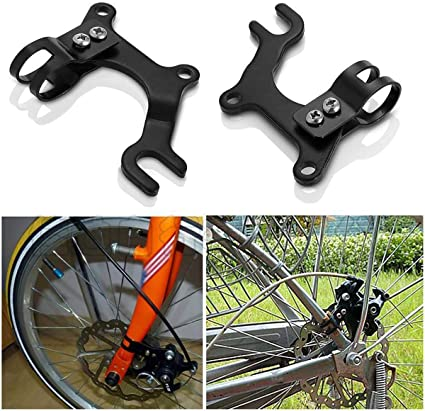 Cycling Parts Adapter Rear Rotor MTB IS Mount BIke Disc Brake Bicycle Bracket