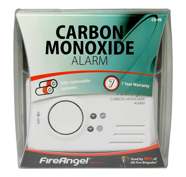 FireAngel TCO-9BQ Carbon Monoxide Alarm