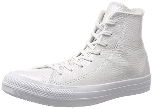 5f17dee99a7b Converse Adults  CTAS Hi White Top Trainers  Amazon.co.uk  Shoes   Bags