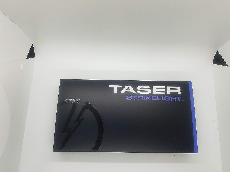 Taser Strikelight Rechargeable Flashlight with Stun Gun