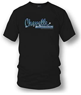 86b8b4c2e Amazon.com: Hot Shirts Chevelle Ultimate Muscle T-Shirt: - SS ...