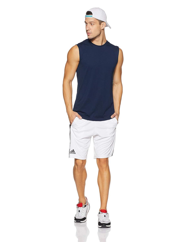 Adidas Herren Advantage Bermuda Men Shorts weiß weiß weiß L B072MRG2M6 Shorts Hochwertige Materialien 27e390