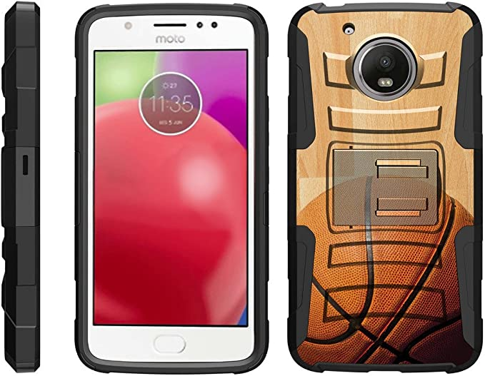 TurtleArmor - Carcasa para Motorola Moto E4 Plus, diseño de Moto E ...