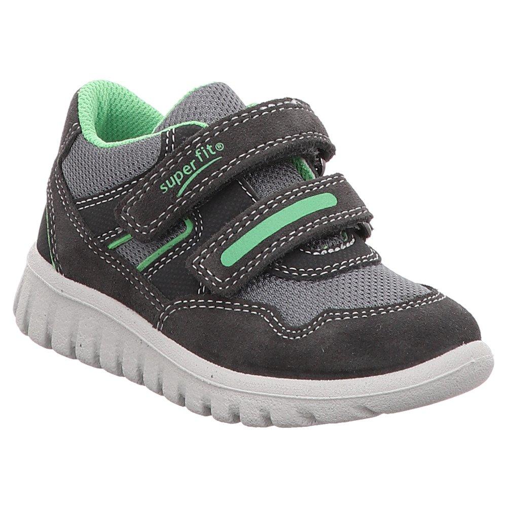 Superfit Baby Jungen Sport7 Mini Sneaker 300191