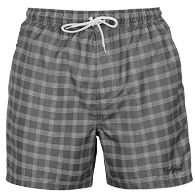 Pierre Cardin Men's Swimming Shorts: Amazon.co.uk: Clothing