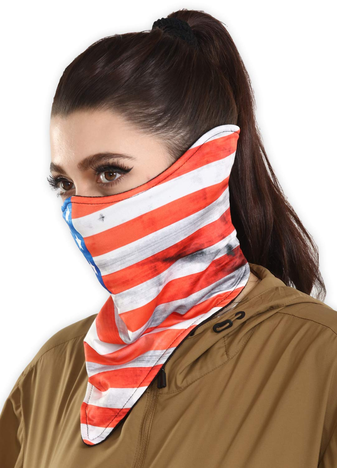 USA Tactical Winter Face Mask Tough Headwear Neoprene Ski Mask Snowboarding /& Motorcycling Perfect for Skiing