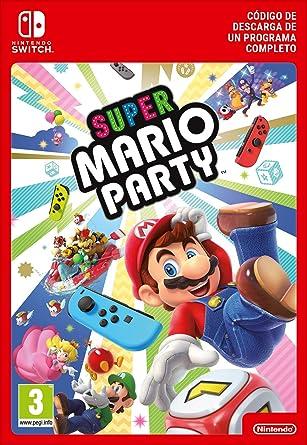 Super Mario Party | Nintendo Switch - Código de descarga: Amazon.es: Videojuegos