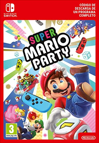 Super Mario Party | Nintendo Switch - Código de descarga: Amazon ...