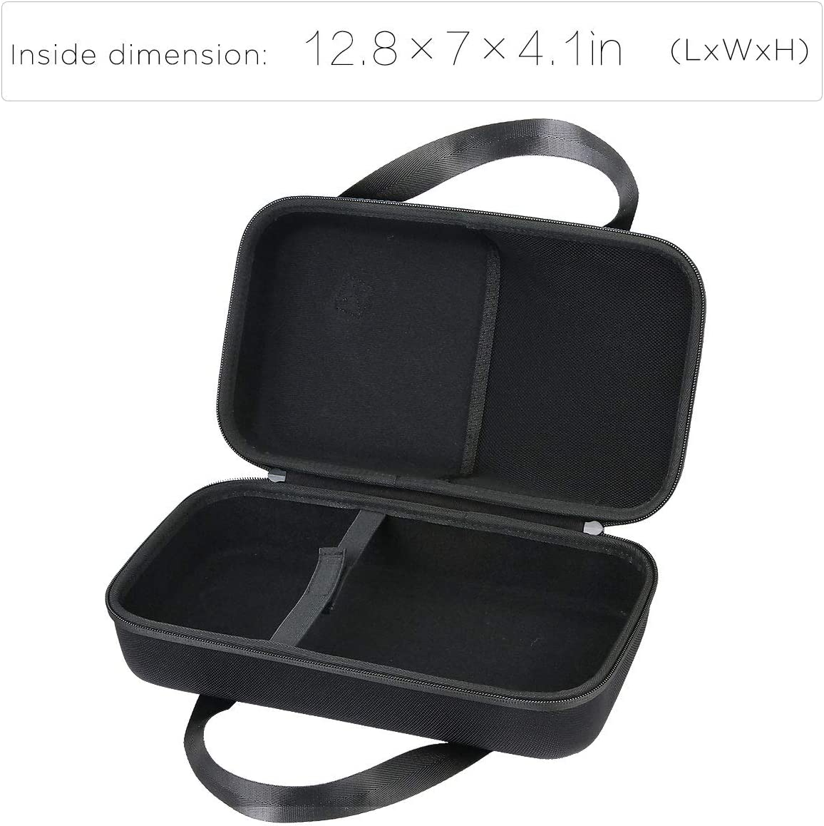 co2CREA Hard Travel Case Replacement for National Geographic Hobby Rock Tumbler Kit