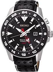 Watch Seiko Sportura Sun015p2 Men´s Black