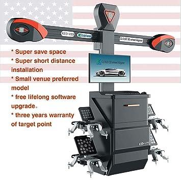 Wheel Alignment Machine >> Amazon Com Xk Usa V89 Wheel Alignment Machine 3d Tire