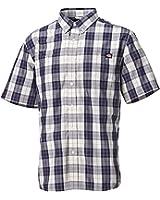 Dickies Mens Bradbury Short Sleeve Check Shirt