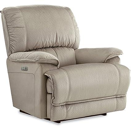 Wondrous Amazon Com La Z Boy P10556 Niagara Power Recliner Platinum Short Links Chair Design For Home Short Linksinfo
