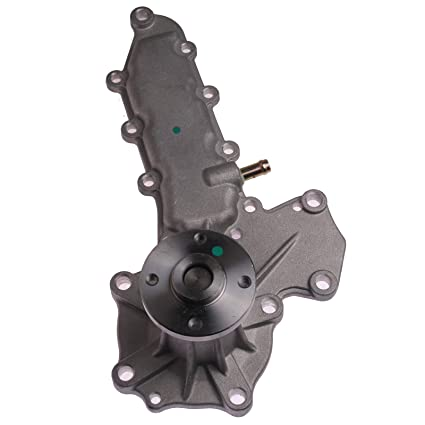 Amazon com: Holdwell Water Pump 6681879 Fit for Bobcat 337