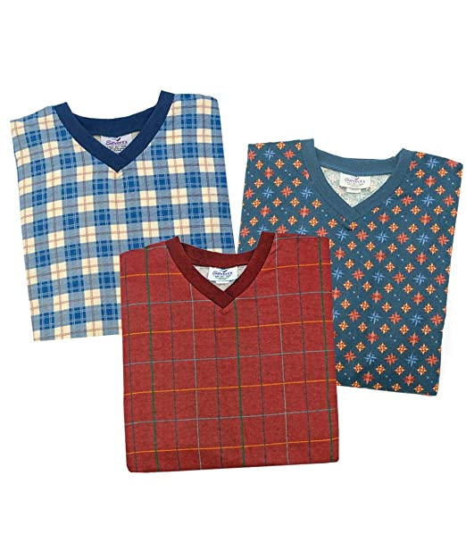 3 Pack Savings - Hospital Gowns - Mens Flannel Open Back Adaptive Hospital  Patient Gowns - 9eda4cb94